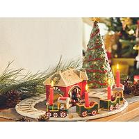 Boże Narodzenie - Lampiony, świeczniki i świece