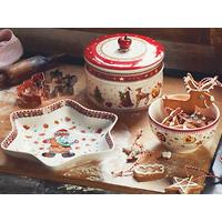 Boże Narodzenie - Podawanie i przechowywanie słodkości