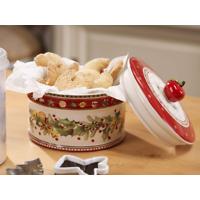 Boże Narodzenie - Pojemniki i słoje na ciastka