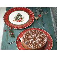Boże Narodzenie - Talerze na ciasto
