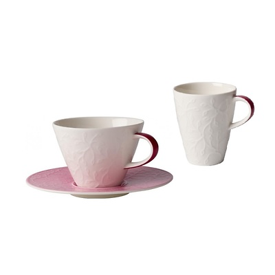 Villeroy & Boch Caffe Club Floral Touch Rose