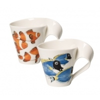 Villeroy & Boch NewWave Caffe Animals Fish