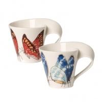 Villeroy & Boch NewWave Caffe Butterfly