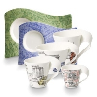 Villeroy & Boch NewWave Caffe Cities of the World