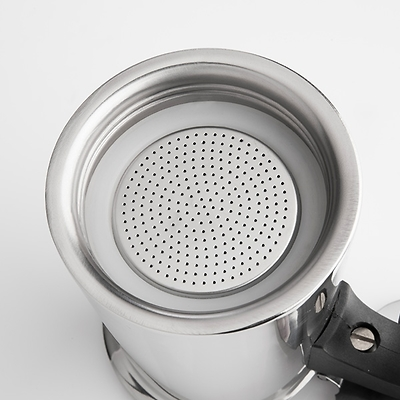 Barazzoni -  INOX CAFFETIERA Kawiarka na 6 filiżanek