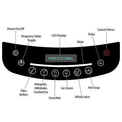 Blendtec - Blender Pro 800 czarny