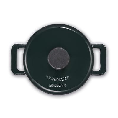 Brabantia - Rondel żeliwny The Dutc matt Black, 28 cm