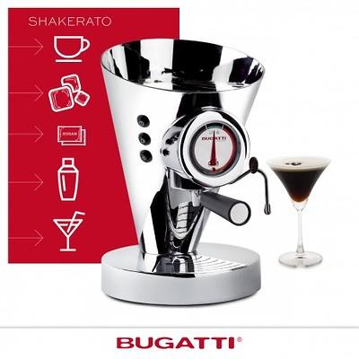 Bugatti - Diva Ekspres ciśnieniowy