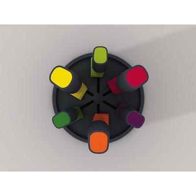 Joseph Joseph - Elevate Blok z nożami kolorowy
