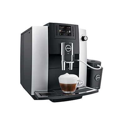 Jura - Ekspres do kawy E6 (EB) Platin + Filiżanka do espresso GRATIS