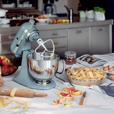 KitchenAid - Mikser Artisan Elegance 175 + MASZYNKA DO TARCIA I SZATKOWANIA 5KSMVSA GRATIS