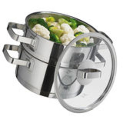 Küchenprofi - San Remo  garnek do gotowania na parze