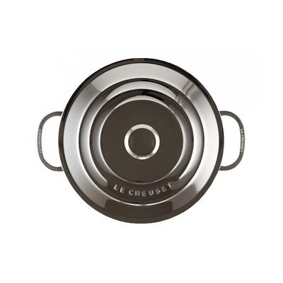 Le Creuset - 3-ply Plus Garnek do mięs, 24 cm