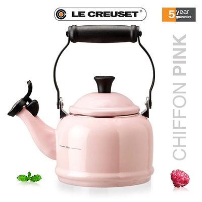 Le Creuset - Demi Czajnik Chiffon Pink