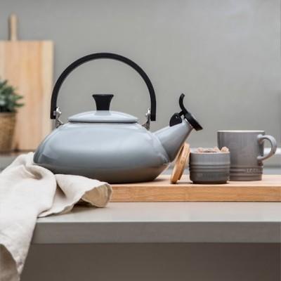 Le Creuset - Zen Czajnik szary