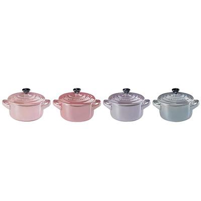 Le Creuset - Zestaw mini naczyń do zapiekania Metallics Rose