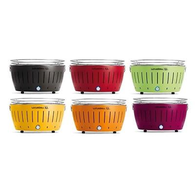 LotusGrill - Grill węglowy XL Fioletowy