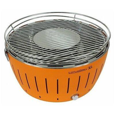 LotusGrill - Grill węglowy XL Pomarańczowy