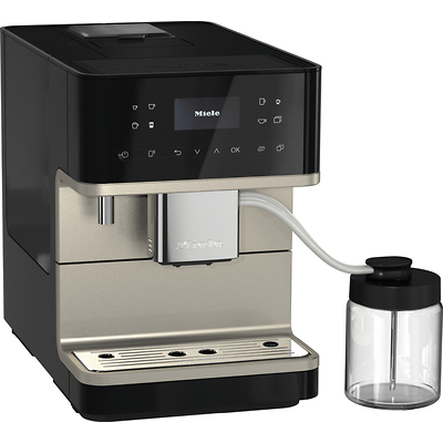 Miele - CM 6360 MilkPerfection Ekspres wolnostojący z pojemnikiem na mleko