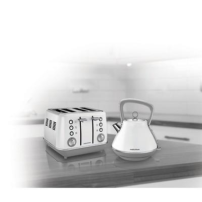 Morphy Richards - Evoke Czajnik biały