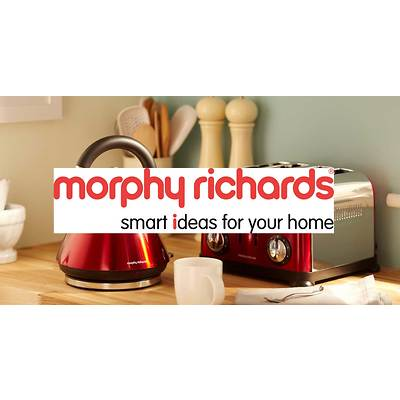 Morphy Richards - Prism Jug Czajnik biały