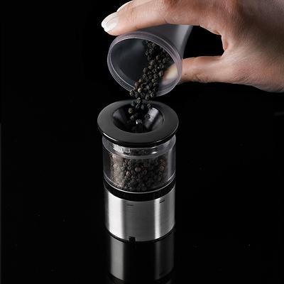 Peugeot - Elis Sense Zestaw młynków elektrycznych do soli i pieprzu