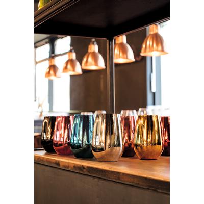 Schott Zwiesel - Vina Shine Komplet 6 szklanek w kolorze srebrnym