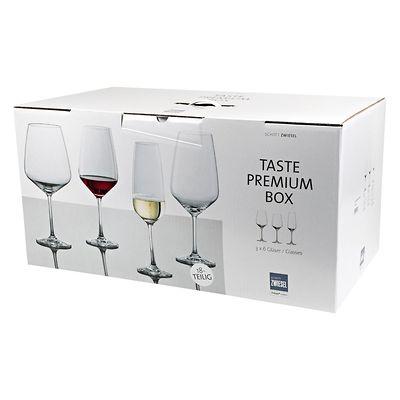 Schott Zwiesel - Zestaw kieliszków Taste Premium
