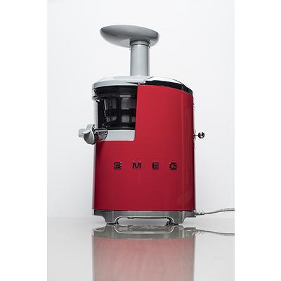 Smeg - 50'S Retro Style Wyciskarka wolnoobrotowa