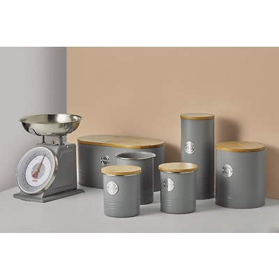 Typhoon - Living Pojemnik na herbatę szary