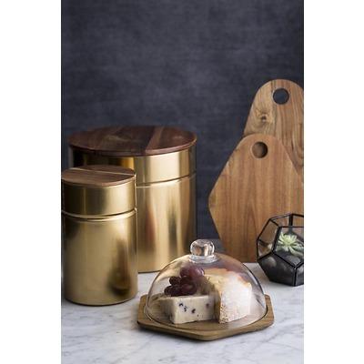 Typhoon - Modern Kitchen Deska do serwowania z kloszem