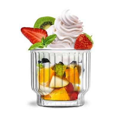 Vialli Design - 2 pucharki do deserów z podwójną ścianką
