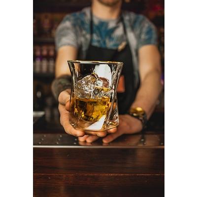 Vialli Design - Cristallo Szklanka z podwójną ścianką do whisky