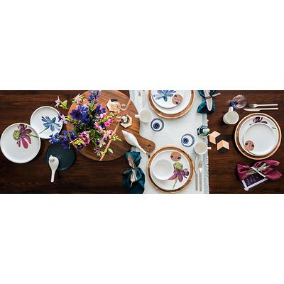 Villeroy & Boch - Artesano Flower Art Talerz sałatkowy