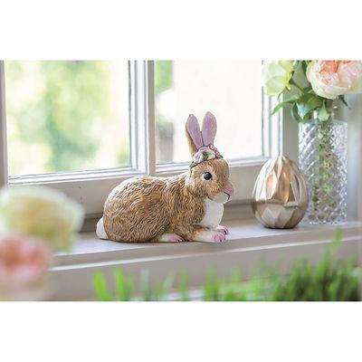 Villeroy & Boch - Easter Bunnies 2020 Figurka porcelanowa zajączek leżący duży