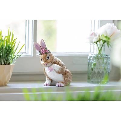 Villeroy & Boch - Easter Bunnies 2020 Figurka porcelanowa zajączek siedzący mały