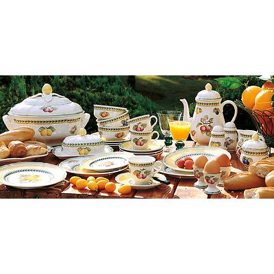 Villeroy & Boch - French Garden Baking Dishes Okrągły półmisek/pokrywka do zapiekania