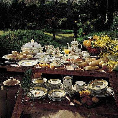 Villeroy & Boch - French Garden Vienne Talerz sałatkowy