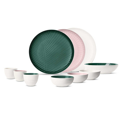 Villeroy & Boch - it's my match green talerz uniwersalny