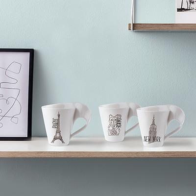 Villeroy & Boch - NewWave Modern Cities kubek do kawy Londyn