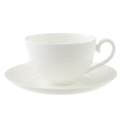 Villeroy & Boch - Royal Spodek do filiżanki do białej kawy