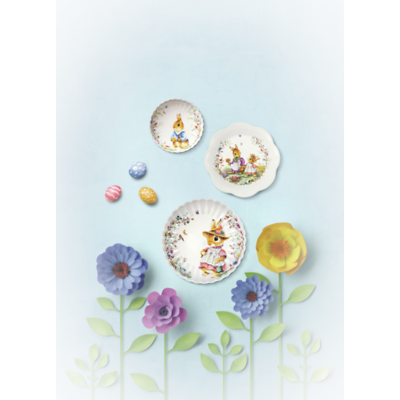 Villeroy & Boch - Spring Fantasy duża miseczka indywidualna