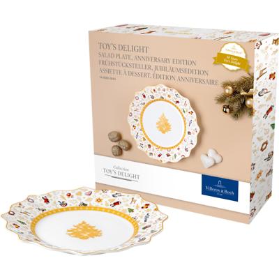 Villeroy & Boch - Toy's Delight Anniversary Edition talerz śniadaniowy
