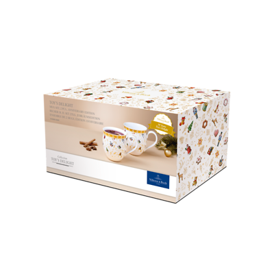 Villeroy & Boch - Toy's Delight Anniversary Edition Zestaw kubków
