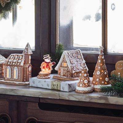 "Villeroy & Boch - Winter Bakery Decoration 2019 Lampion ""Choinka z piernika"""