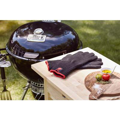 Weber - Master-Touch® GBS Premium, Grill węglowy E-5770