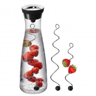 WMF - Basic Karafka do wody ze spiralą na owoce