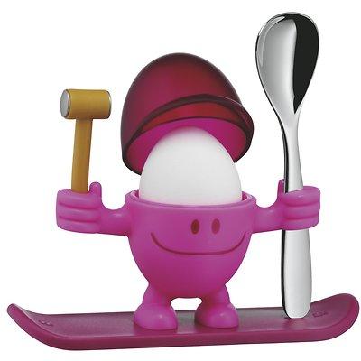 WMF - McEgg Kieliszek do jajka różowy