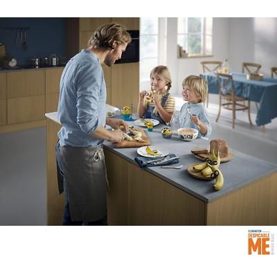 WMF - Minionki Zestaw obiadowy dla dzieci