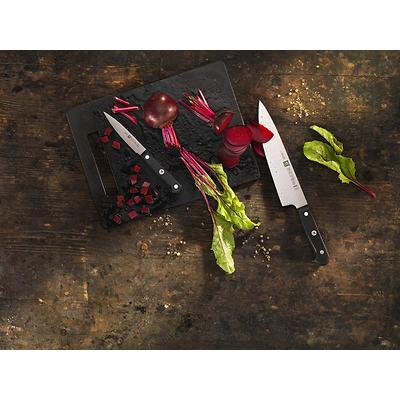 Zwilling - Gourmet Zestaw 5 noży w bloku samoostrzącym